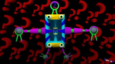 Who Am I ??? (Trippy Trevor) by trevor4ever