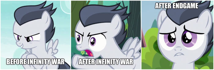 Rumbles Reaction To Infinity War And Endgame  by JawsandGumballFan24