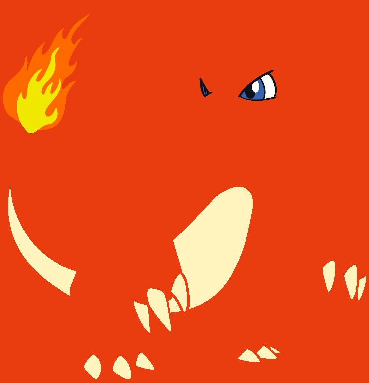 005 Charmeleon by Zain-a-k on DeviantArt