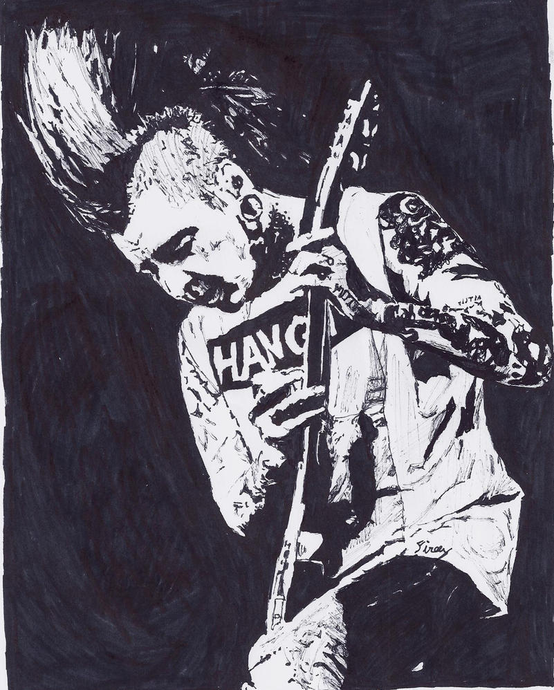 Popart Tony Perry by F...