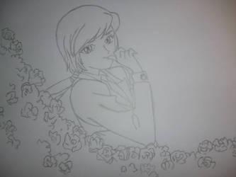 Yaten Kou Drawing by SakumaKidouFan