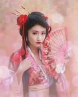 Geisha by le-croix
