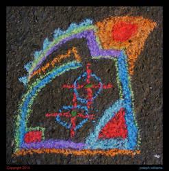 chalk art 01 by Obsidian133