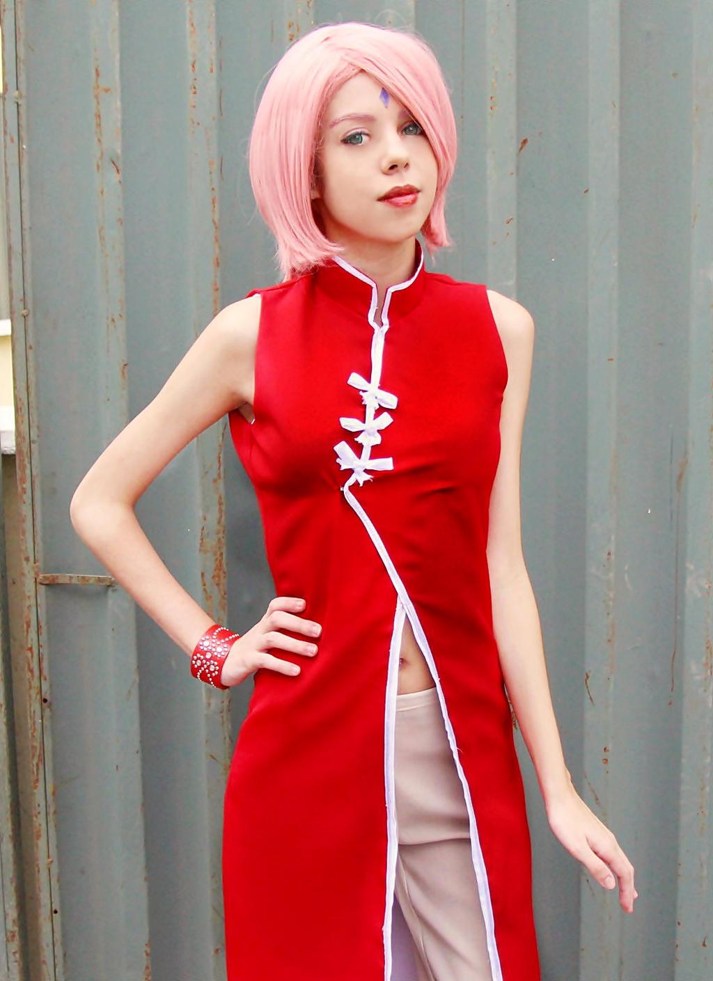 Sakura Uchiha (Naruto Gaiden/Boruto) by GisaGrind on ...
