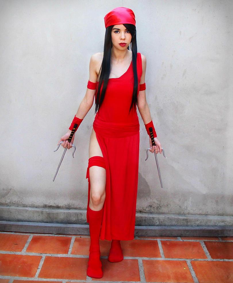 Elektra Natchios by GisaGrind