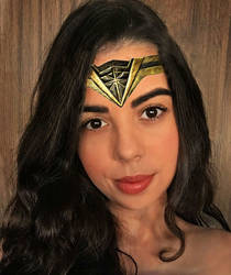 Wonder Woman ~ preview by GisaGrind