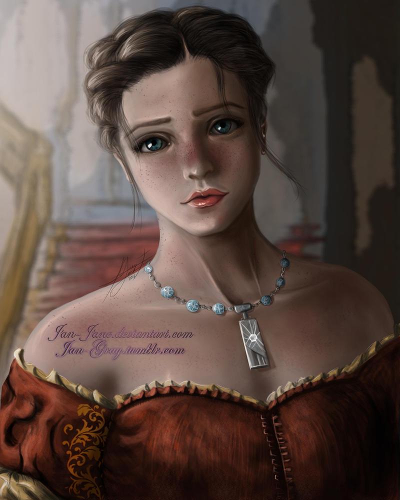 Cute Evie Frye by Jan-Jane on DeviantArt