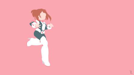 Boku no Hero Academia, Uraraka Ochako Wallpaper v3