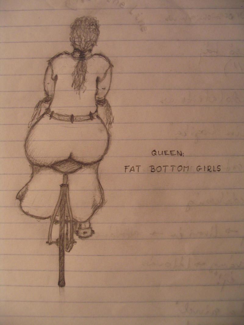 fat bottom girls song