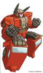 Transformers Hosehead Bot