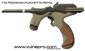 TTA Proximan Flechette gun