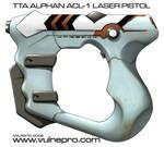 TTA Alphan ACL-1 pistol