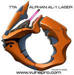 TTA Alphan AL-1 pistol