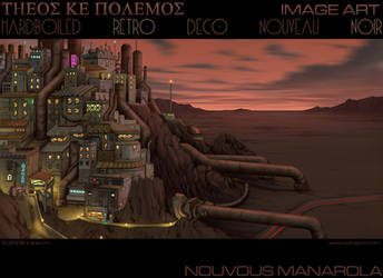 Nouvous Manarola