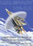 Robotech VF-1A UN Spacy