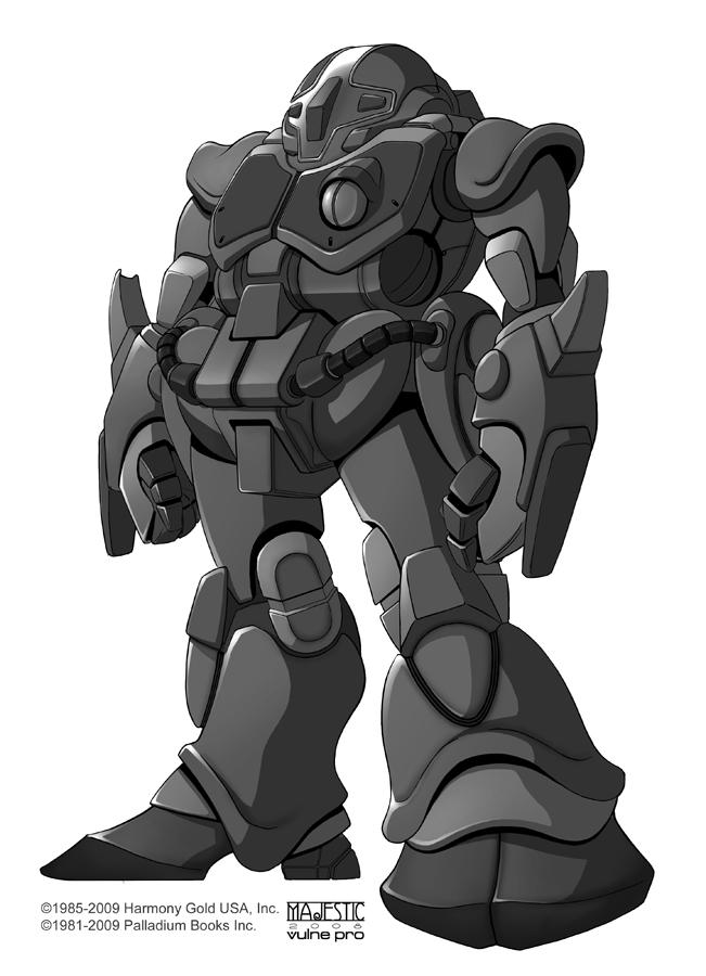 Robotech Bioroid Upgrade by VulnePro