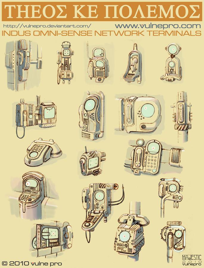 Omni-sense terminals 01 by VulnePro