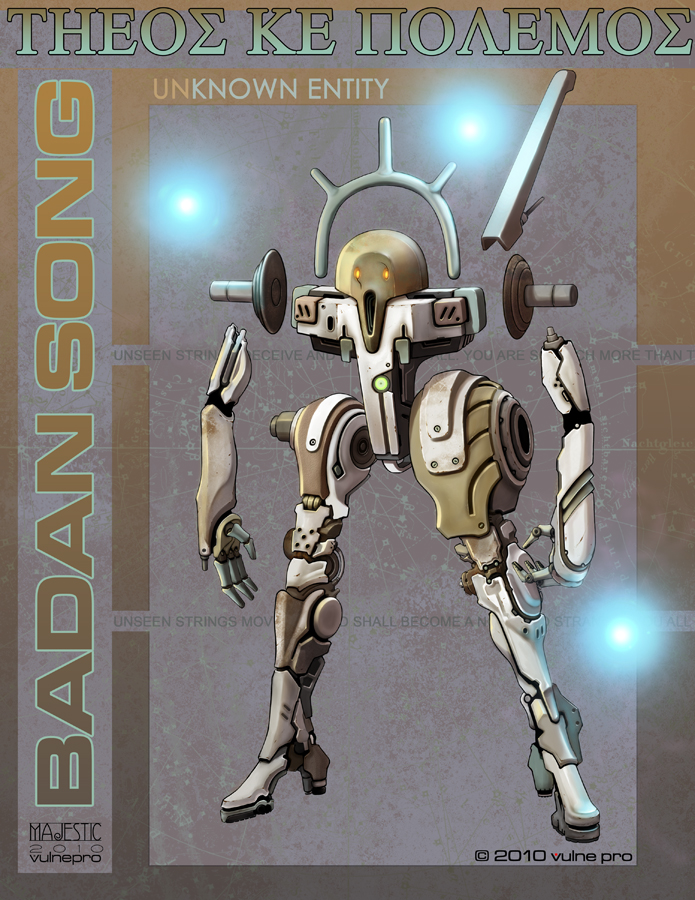 Badan Song: Unknown Entity by VulnePro