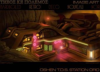 Oro TDS Station