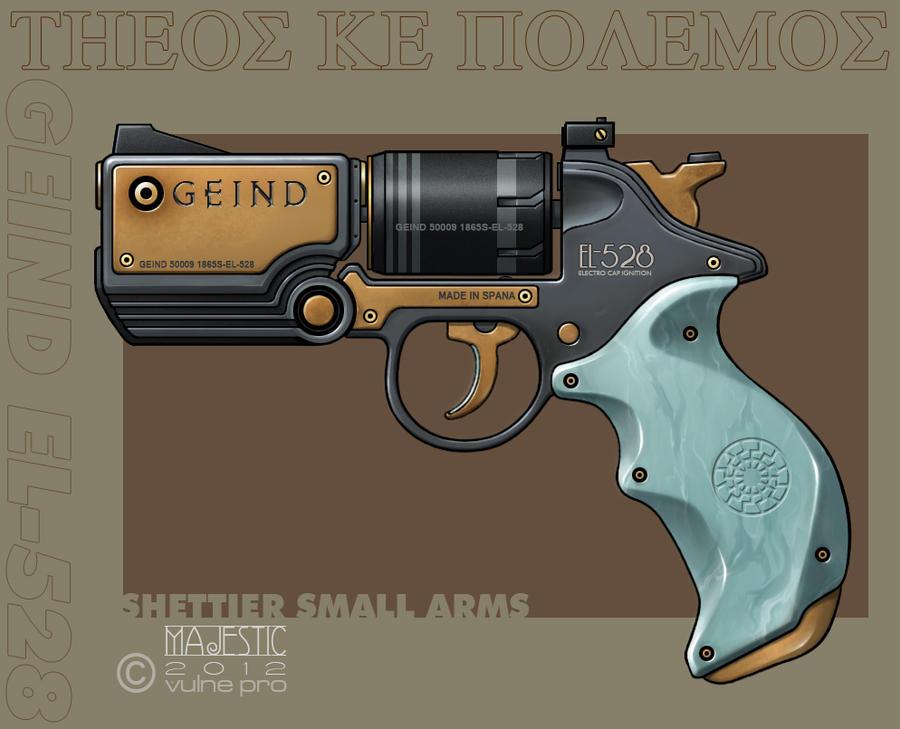 Geind EL-528 Shettier by VulnePro