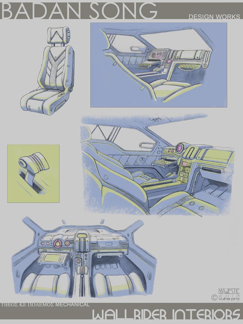 Wallrider interiors 01 by VulnePro