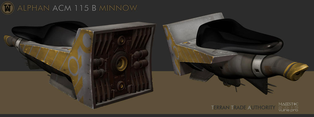 Zbrush TTA Minnow views by VulnePro