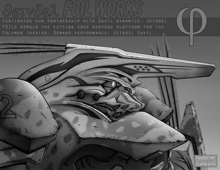 Jeindel FOIL Works