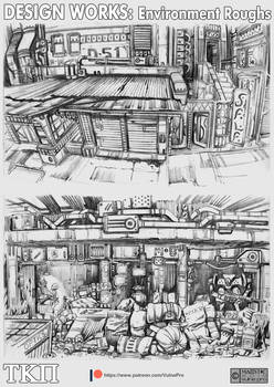 TKP Indus environment roughs 03