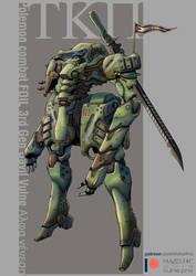 Gavil Vulne Alpha Genesis FGC 12