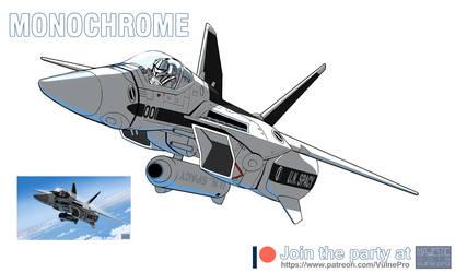 Macross VF-1J Valkyrie Patreon