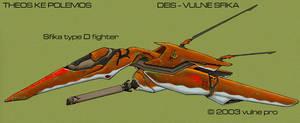 Sfika fighter desert