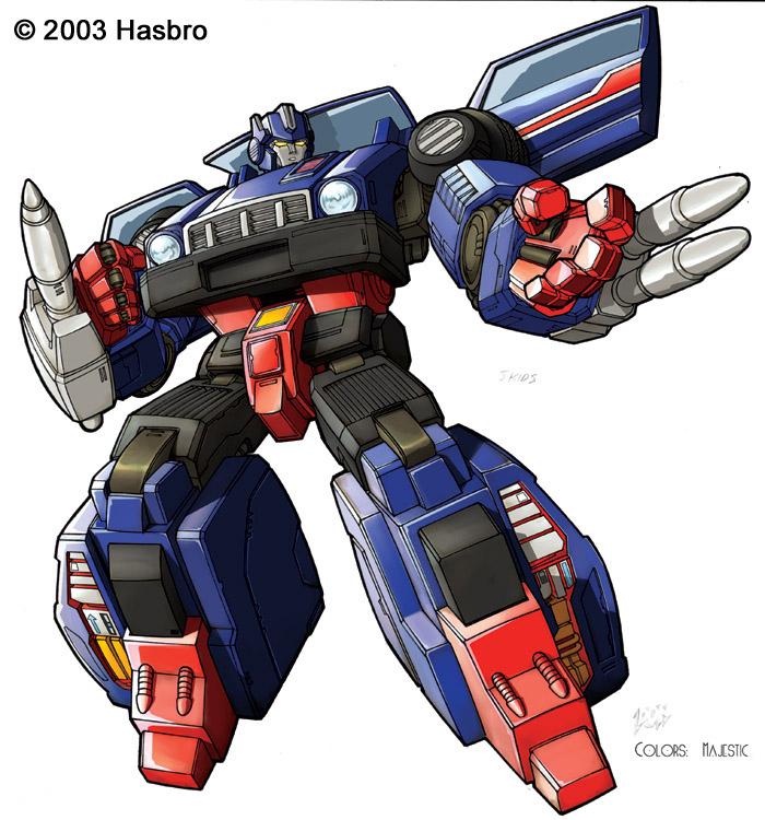 Transformers Skids Bot