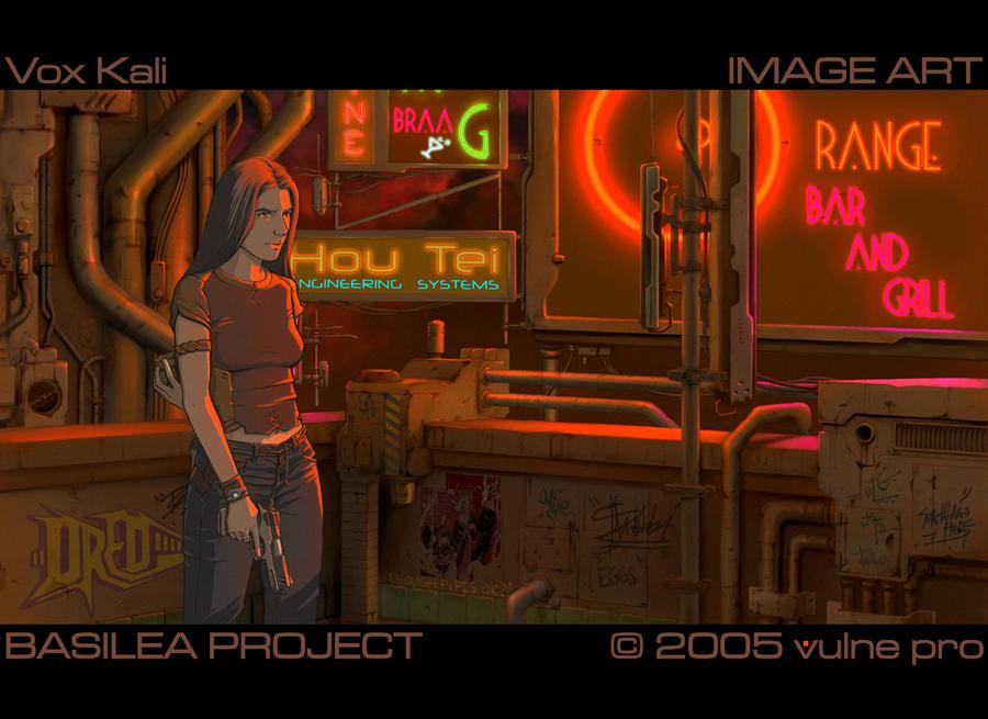 Vox Kali Roof scene by VulnePro