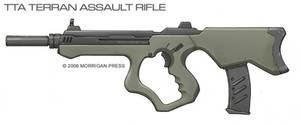 TTA Assault Rifle
