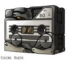 Transformers Ravage tape