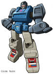 Transformers Spyglass bot