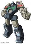 Transformers Viewfinder bot