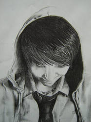 Lewis Portrait by thebrokenminor