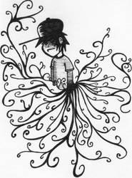 Tree Boy by thebrokenminor