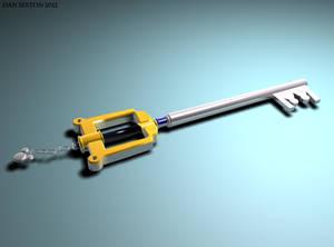 Kingdom Key keyblade