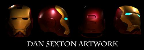 Iron Man Helmet by thebrokenminor