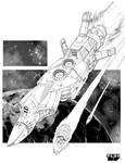 Battletech - Impavido Class Destroyer