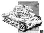 Battletech - Pele Light Tank