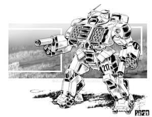 Battletech - Dervish IIC
