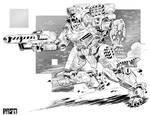 BattleTech - Fire Wasp