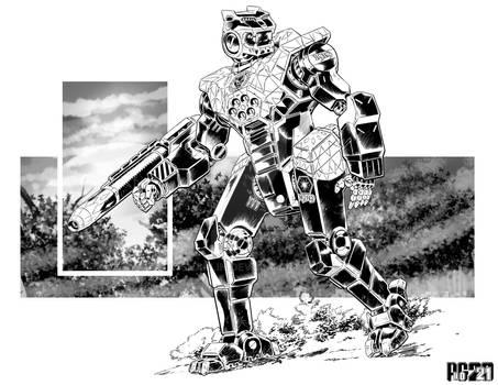 Battletech - Panther C/IIC