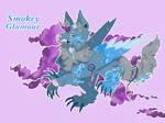Smokey Glamour | Sanjaricas Adopt | OPEN by DancingDragon-Studio