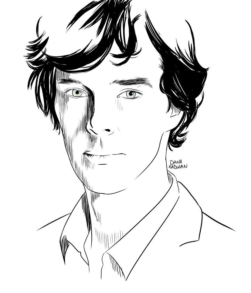 Sherlock by FanOfSherlock