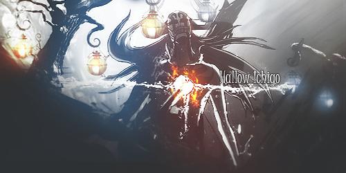 Hallow Ichigo by Nowaart