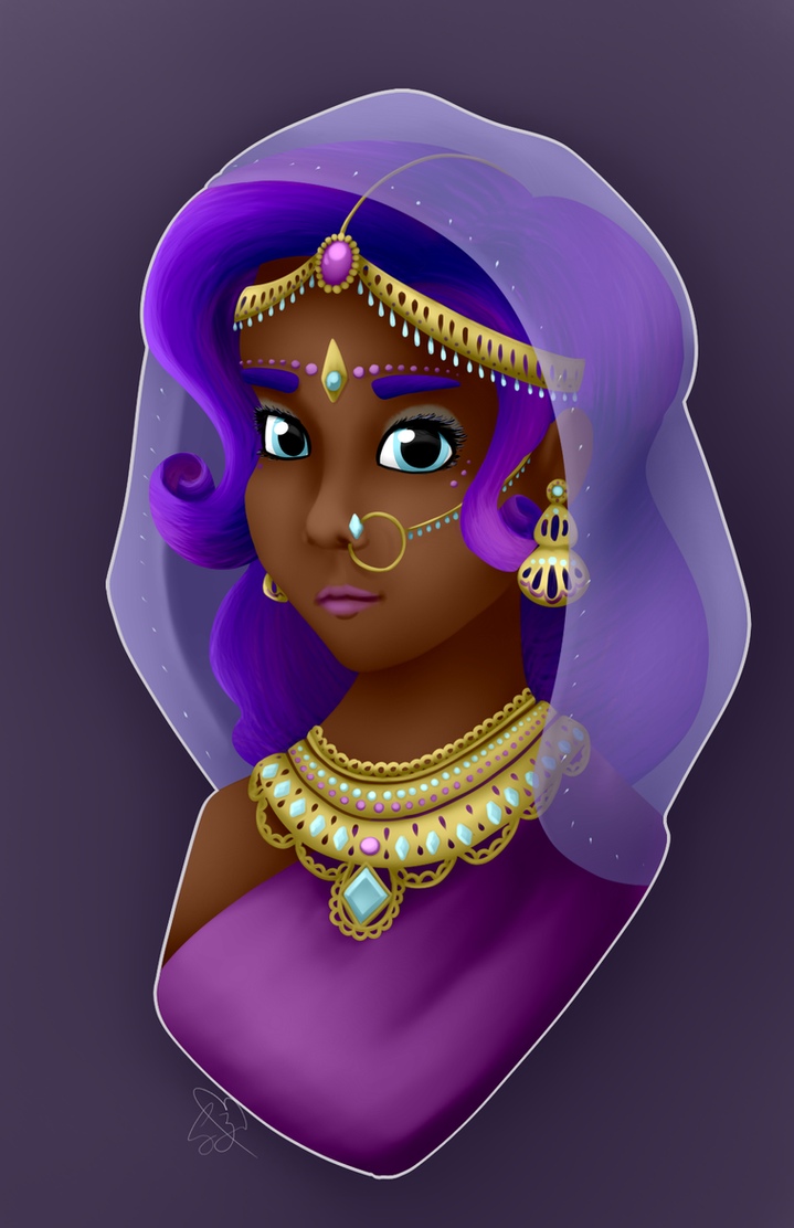 Indian Jewel by carolynmaples